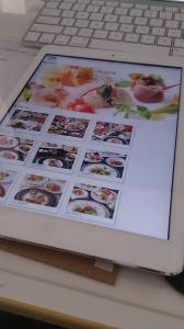 iPad料理アプリ